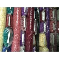 Embroidery fabrics stocks