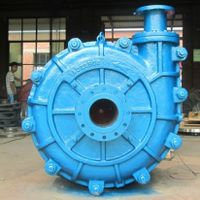 ZJ centrifugal slurry pump