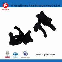 isuzu  parts   steering pump bracket