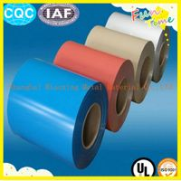 color coated galvanized/galvalume steel sheet/coil