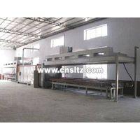 wood effect transfer printing machine