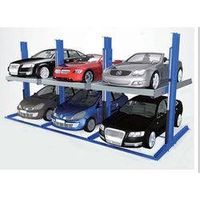 Shuttle Type Car Parking System
