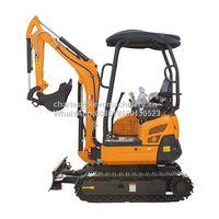 2T Mini Crawler Excavator thumbnail image