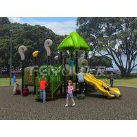 Children outdoor playground slide equipment thumbnail image