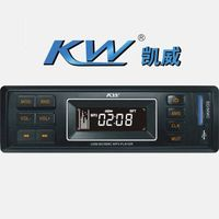 kv393 fixed panal mp3 player