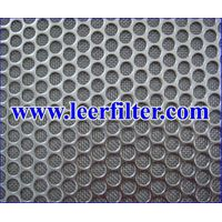 Perforated Plate Sintered Wire Mesh thumbnail image