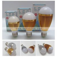 led bulb lamp ac85-265v e14 e27 b22led bulb 3w 5w 7w with cheap price