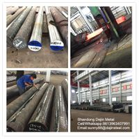 hot forged/hot rolled steel round bar SAE1045 4140 SCM440 STEEL BAR thumbnail image