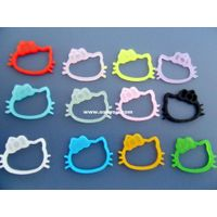 Hello Kitty Silicone Rubber Bands + Kids Love Bands thumbnail image