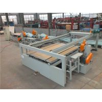 plywood automatic saw, plywood trimming saw machine