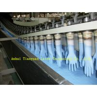 TY-Nitrile gloves production line