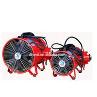 power-operated explosion-proof ventilation blower 200/300mm