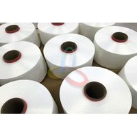 Recycled Polyester Mother Yarn 240-360D with GRS certificate