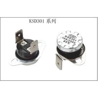 Large current thermostat KSD301