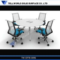 2014 hot sales high glossy granite office furniture,desk,table thumbnail image