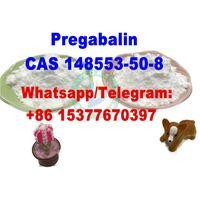 China supplier Pain Killer Raw Material Pregabalin CAS 148553-50-8 thumbnail image