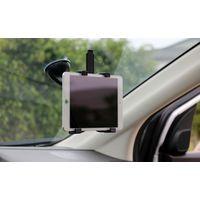 Stylish IPad Holder for windshield and Dashboard in car