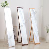 standing floor mirror frameless cheval mirror