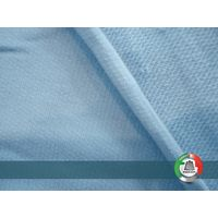 30/100 COMBED COTTON/PES FULL LYCRA TWO THREAD FLEECE