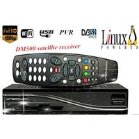 DM500 HD digital satellite TV receiver Linux USB LED