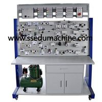 Electro Pneumatic Training Workbench Pneumatic Trainer