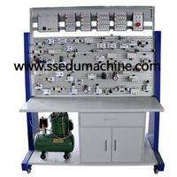 Electro Pneumatic Training Workbench Pneumatic Trainer