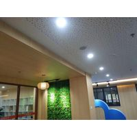 diffuser acoustic perforated gypsum board drop ceiling
