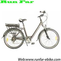Run Far Electric City Bicycle manufacturer