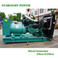 Hot Sale 300kw Volvo Diesel Power Generators/ Generator set thumbnail image