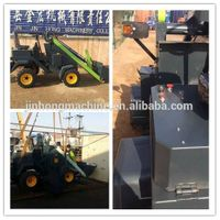 Mini Electric Front End Loader Battery Loader for Sale
