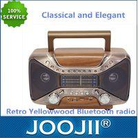 Retro Wooden Bluetooth FM,AM,SW Radio View larger image Retro Wooden Bluetooth FM,AM,SW Radio Retro thumbnail image