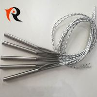 500W cartridge heater element with thermocouple