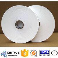 satin ribbon nylon ribbon for garment care label printing