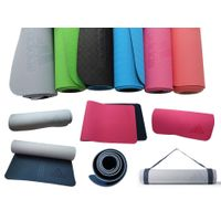Eco-Friendly Gym Exercise yoga fitness mats from BESTOEM