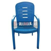 Plastic arm chair production line supply