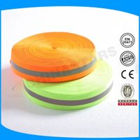 various style sew on reflective webbing for clothes thumbnail image