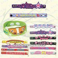 Rubber Bracelet (BL1-032)