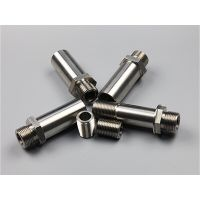 CNC Machined Parts from Precision CNC Machining Services thumbnail image