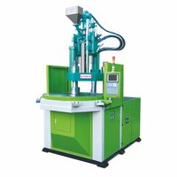 Vertical injection molding machine with rotary table thumbnail image