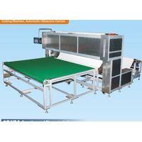 selling automatic ultrasonic curtain cutting machine thumbnail image
