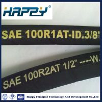 Abrasion Oil Resistant Hydraulic Solid Rubber Hose R1