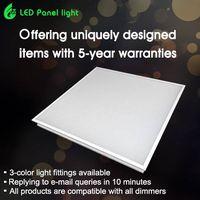 CE RHoS SAA China factory 60X60cm dimmable  led panel lighting led panel light price