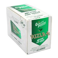 RIZLA Green Medium Rolling Paper