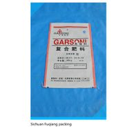 pp woven clear plastic bag