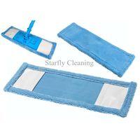 Microfiber Cleaning Chenille Mop Floor Flat Mop Set 1007C thumbnail image
