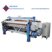 QJH810 China flexible rapier weaving loom, high speed rapier loom