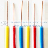 PVC insulation electrical wire (BV)