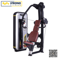 BN series Chest Press Gym Fitness Equipment Sports machine
