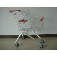 Cheap supermarket shopping trolley hero (Europe Style YRD-A60L)) thumbnail image