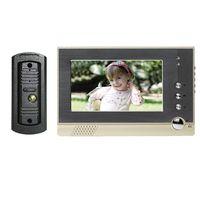 7 inches Color LCD Video Door Phone intercom doorbell thumbnail image
